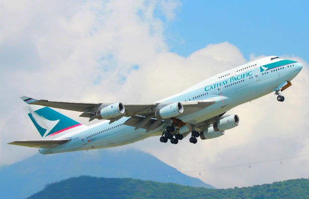 HHK Cathay Pacific