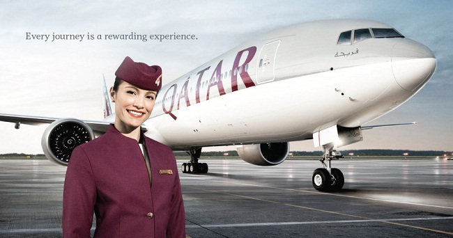 HHK Qatar Airways