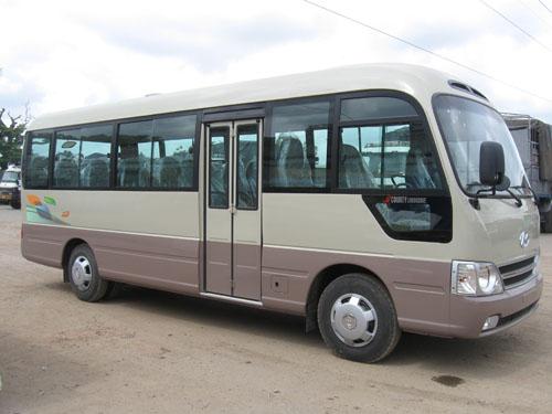 Cho Thuê xe 29 chỗ Huyndai County